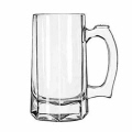 Rental store for GLASS, BEER MUG TALL 12 OZ. in New Jersey / Philadelphia PA