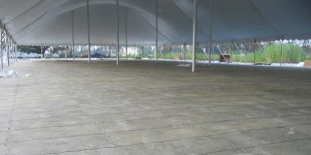 Tent Flooring 1 00 Sq Ft Grey Rentals New Jersey