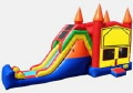 Rental store for INFLATABLE, CASTLE JUMP SLIDE COMBO in New Jersey / Philadelphia PA