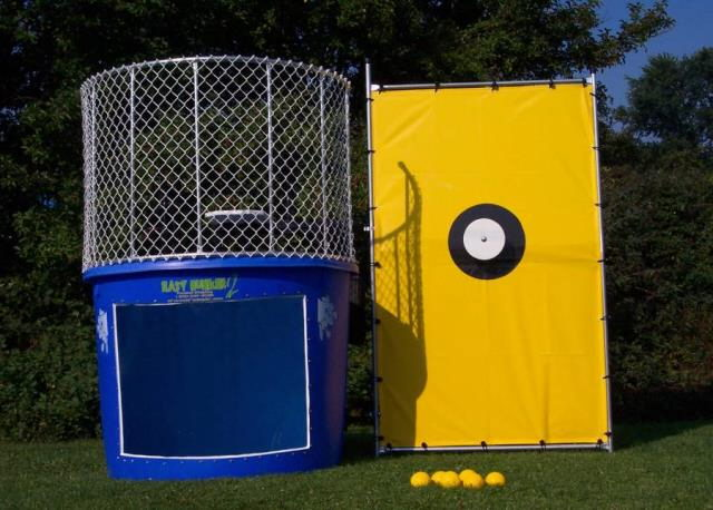 Where to rent DUNK TANK in Atlantic City, Philadelphia, South Plainfield, Edison NJ, Woodbridge NJ, Sicklerville NJ