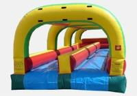 Where to rent INFLATABLE, DUAL SLIP   SLIDE 33 in Atlantic City, Philadelphia, South Plainfield, Edison NJ, Woodbridge NJ, Sicklerville NJ