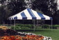 Rental store for 20 X20  BLUE WHITE DIY TENT in New Jersey / Philadelphia PA