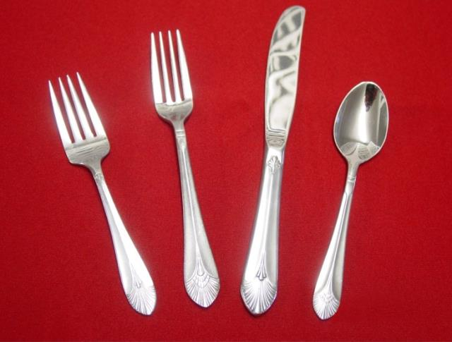 Shell Stainless Flatware Rentals New Jersey Philadelphia