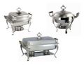 Rental store for FANCY STAINLESS CHAFERS in New Jersey / Philadelphia PA