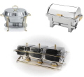 Rental store for BRASS   STAINLESS CHAFERS in New Jersey / Philadelphia PA