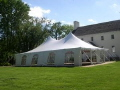 Rental store for 30  WIDE POLE TENTS in New Jersey / Philadelphia PA