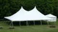 Rental store for 40  WIDE POLE TENTS in New Jersey / Philadelphia PA
