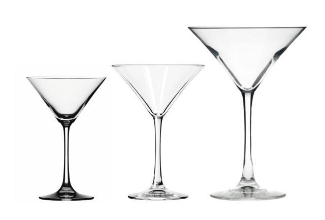 Martini Glasses Rentals New Jersey Philadelphia Pa