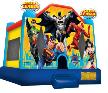 Where to rent INFLATABLE, 15  X 15  SUPER HERO in Atlantic City, Philadelphia, South Plainfield, Edison NJ, Woodbridge NJ, Sicklerville NJ