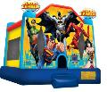 Rental store for INFLATABLE, 15  X 15  SUPER HERO in New Jersey / Philadelphia PA
