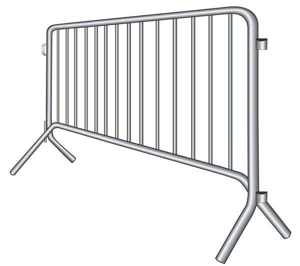 Where to rent EVENT BARRICADE 84 X43 in Atlantic City, Philadelphia, South Plainfield, Edison NJ, Woodbridge NJ, Sicklerville NJ
