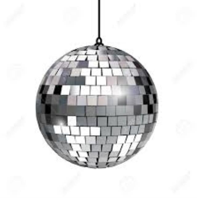 lighting mirror ball 15 inch rental new jersey philadelphia pa