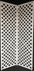 Rental store for DIVIDER, WHITE PLASTIC LATTICE in New Jersey / Philadelphia PA
