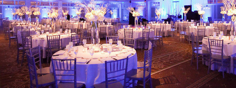 Event rentals in Atlantic City NJ, Edison NJ, Woodbridge NJ, Sicklerville NJ, Philadelphia PA