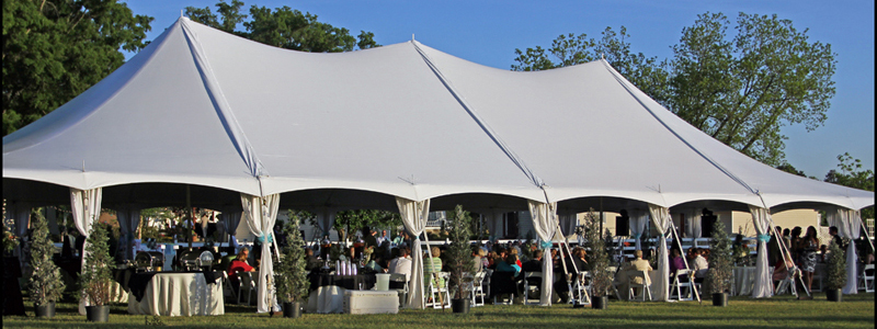 Tent rentals in Atlantic City NJ, Edison NJ, Woodbridge NJ, Sicklerville NJ, Philadelphia PA